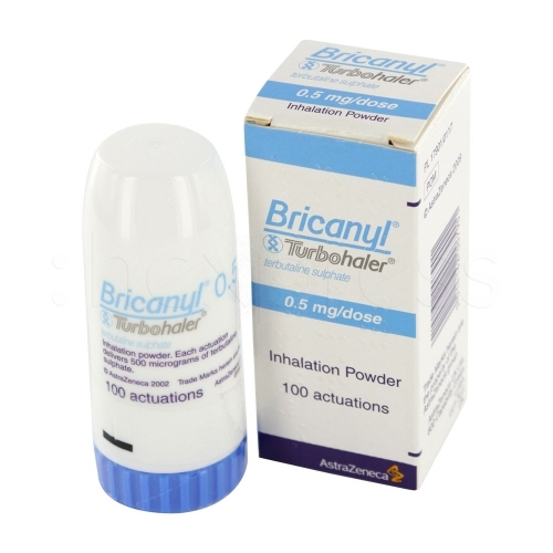 Receptfria läkemedel mot astma